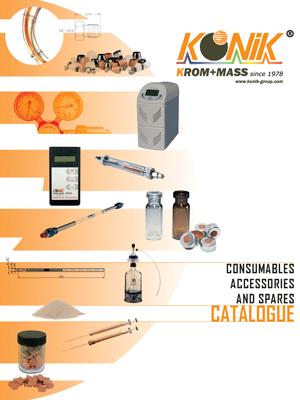 Catálogo de Consumibles Konik