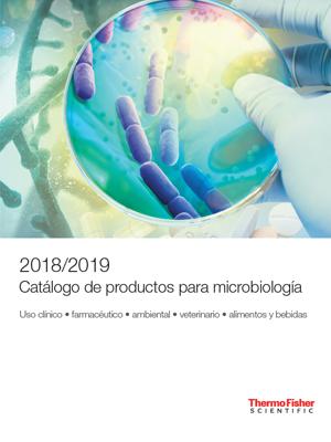 Catálogo de Productos para Microbiología